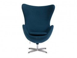 Кресло Egg Chair Dark Blue