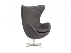 Кресло Egg Chair Grey
