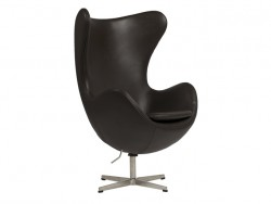 Кресло Egg Chair Dark Brown